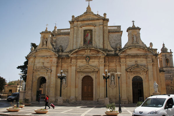 St. Paul Kathedrale in Rabat
