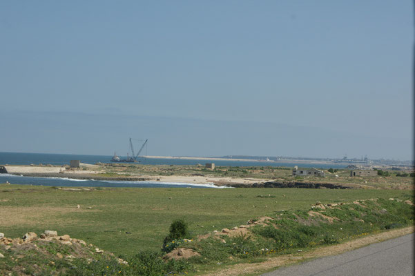 Hafengelände von El Jadida