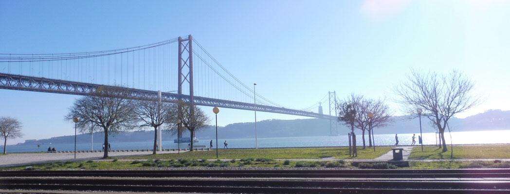 Ponte de 25 abril, Lissabon