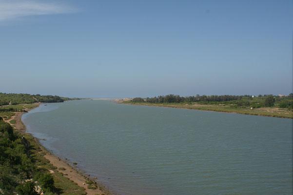 Oumer Riba, der grösste Fluss Marokkos
