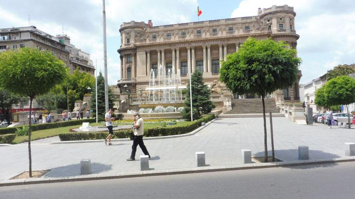Bukarest erste Eindrücke