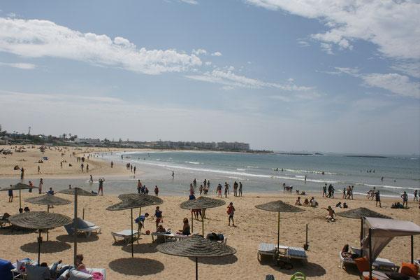Mohammedia ein mondäner Ferienort