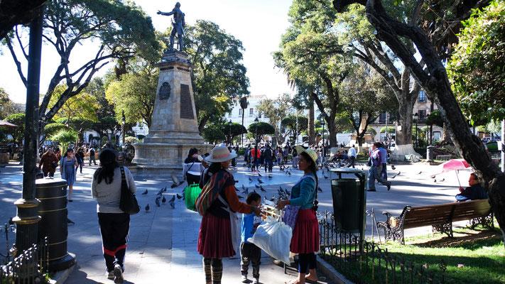 Plaza 25. May