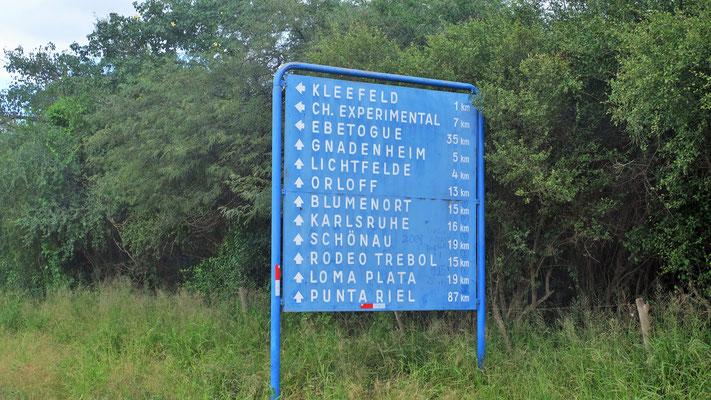 Ich wundere mich trotzdem immer wieder über die Deutschen Ortsbezeichnungen