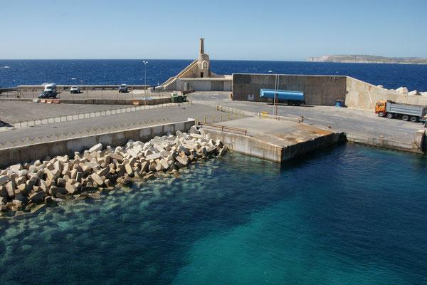 Tschüss Malta.