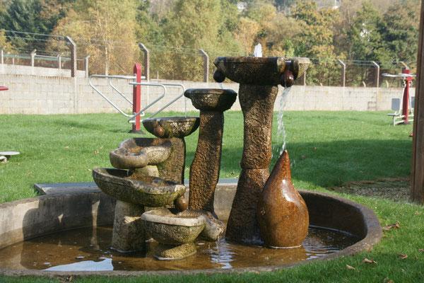 Brunnen beim Stellplatz