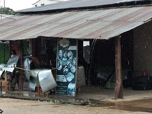 Das ist erst der Anfang vom Regen in Rurrenabaque