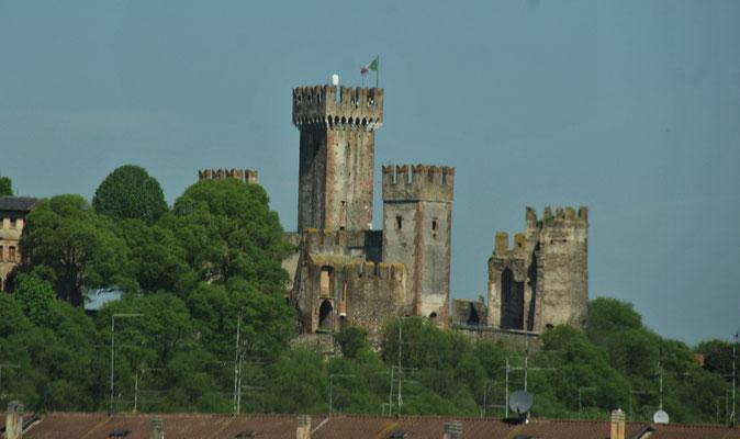 Das Castello von Borghetto