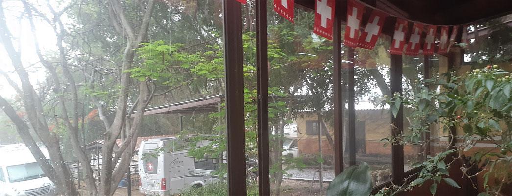 Der langersehnte Regen ist da