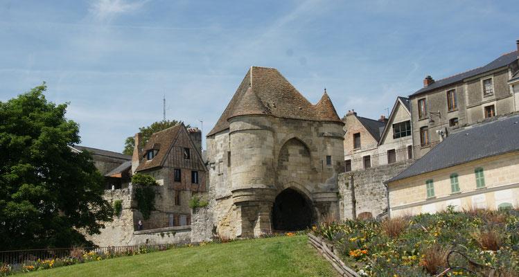 Eines der Tore in die Altstadt