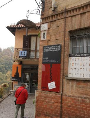 Das Zapfenziehermuseum in Barolo