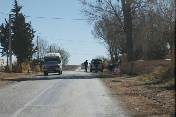 Radarkontrollen auch in Marokko