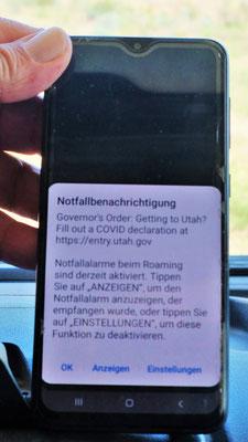 Hoi eine Nachricht auf unserem Telefon, leider lässt sie sich nicht öffnen
