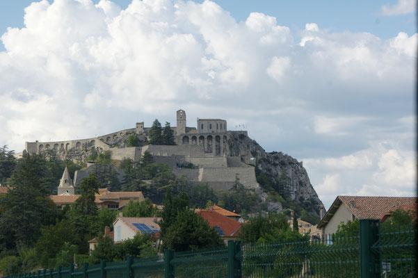 Die Citadelle von Sisteron
