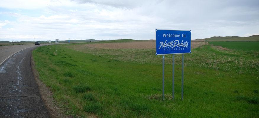 North Dakota wir kommen