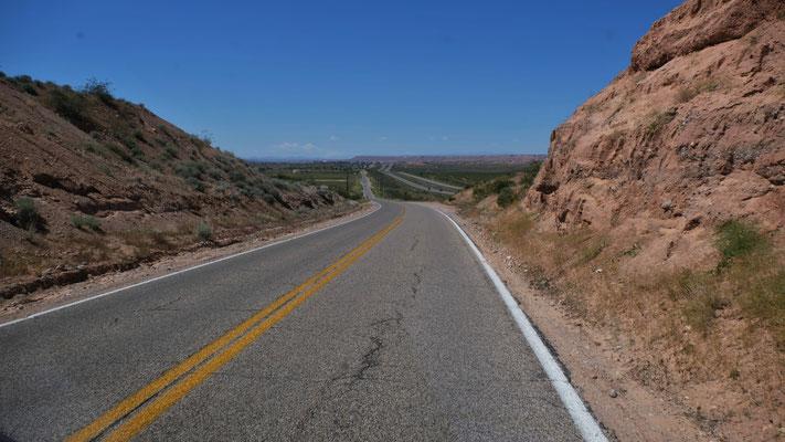 Wir fahren nach Nevada