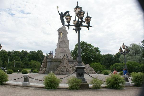 Monument vor Tallin