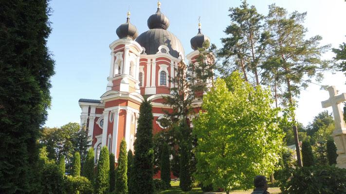 Kloster Churchi