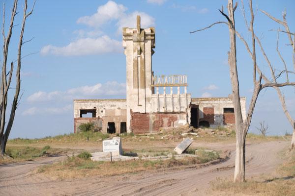 Die Frabrik wird oft und gerne als Fotomotiv verwendet