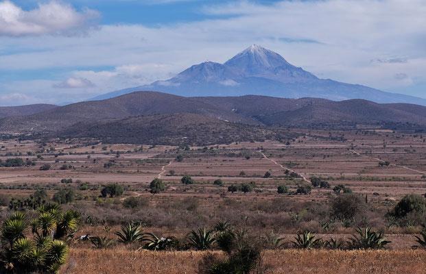 Vulkan Pico de Orizaba 5610m