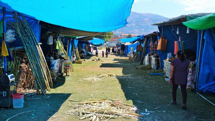 Wir besuchen das Huanchaco Fest in Bano del Incas