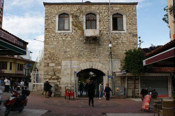 Das Tor zum Bazar