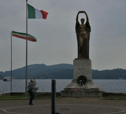 Verbania am Lago Maggiore
