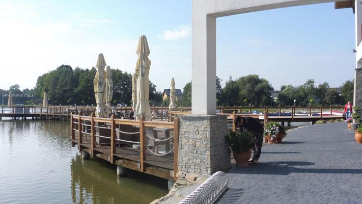 Das Restaurant am See