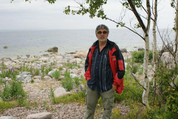 Nördlichster Punkt unserer Baltikumsreise