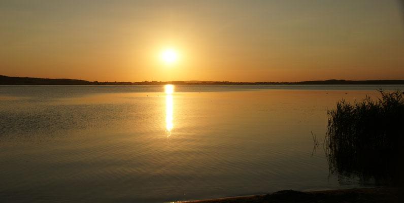 Tschüss Sonne, hoffentlich bescherst du uns morgen nochmals so einen schönen Tag