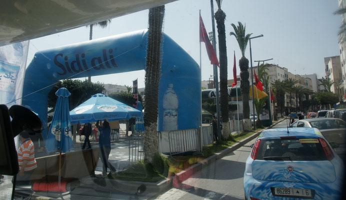 Ziel oder Start in Al Hoceima