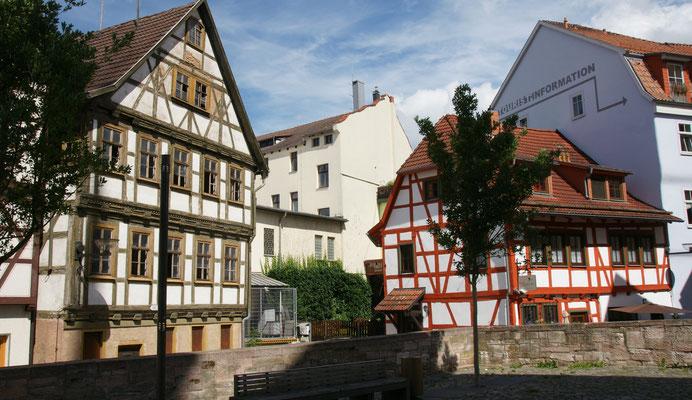 Schmalkalden  Fahchwerkstadt mit Charme