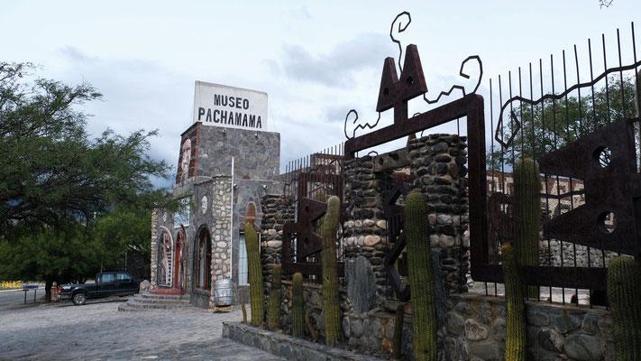 Das Museum Pachamama in Amaicha del Valle