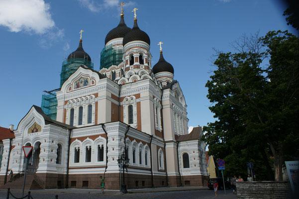 russisch orthodoxe Alexander-Newski. Kathedrale