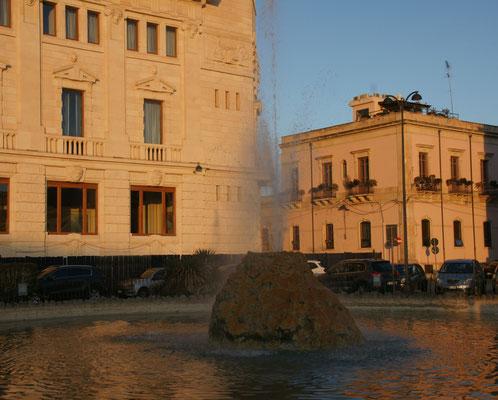 Der Brunnen vor dem Tore
