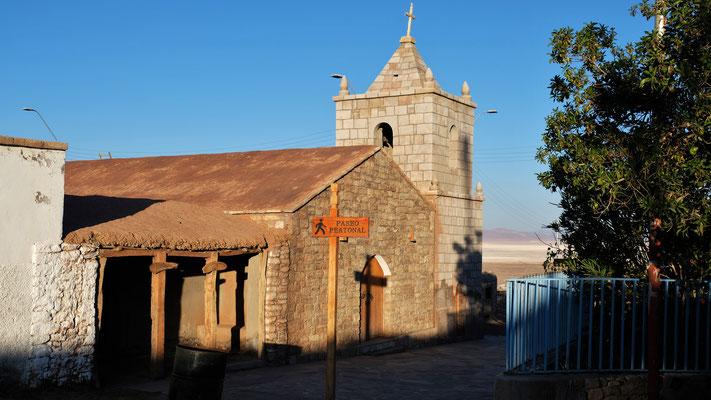 Die Kirche von Peine