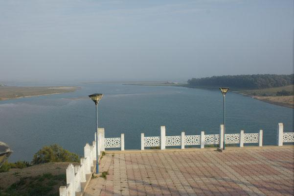 Blick in die Lagune