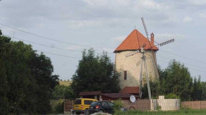 Hier muss wohl ein Holländer wohnen