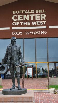 Das Buffalo Bill Center in Cody ist wieder geöffnet
