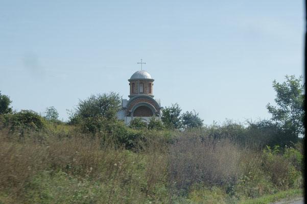 Immer wieder orthodoxde Kirchen