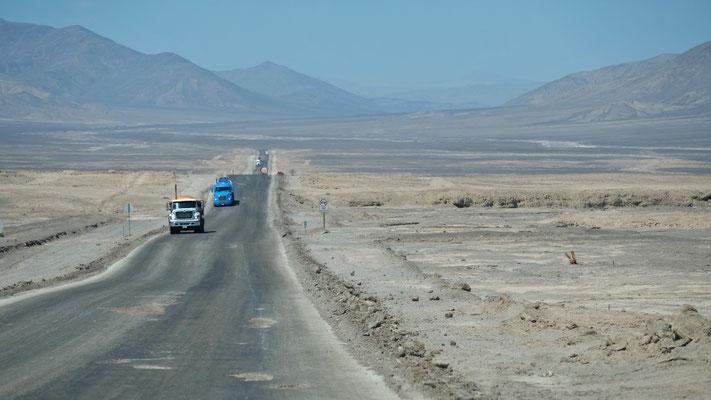 Quer durch die Atacamawüste