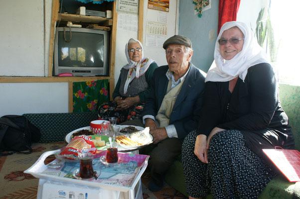 Jetzt bin ich eine Türkin