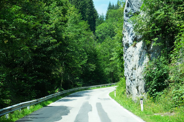 Durchs Gebirge der Steiermark