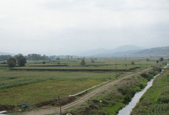 Platz für Landwirtschaft