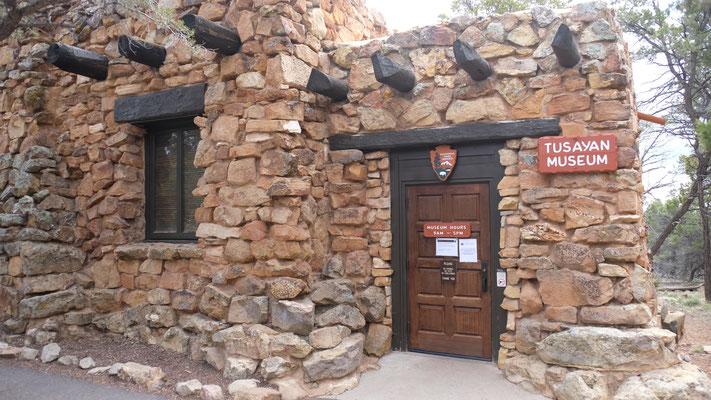 Das Indiandermuseum geschlossen, wegen Corona