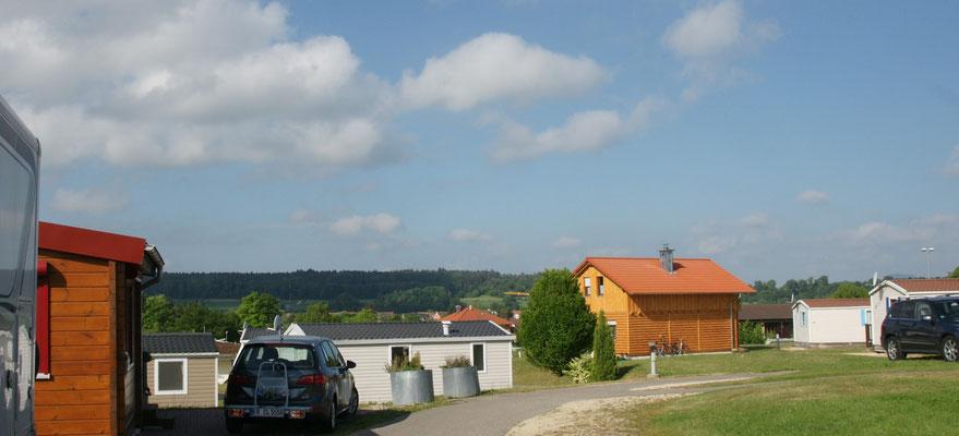 Das neue Häusschen von Corina und Wolfgang in Orsingen