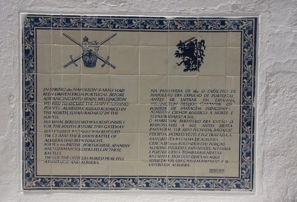 Furchtbare Schlacht im 1811 mit 11`000 Toten