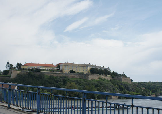 Festung von Novi Sad