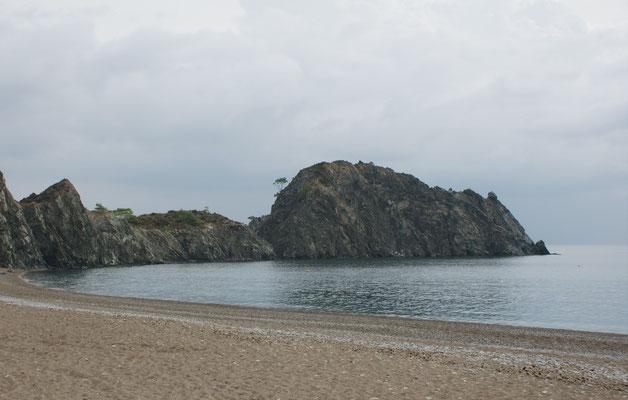 Strand bei Cirali