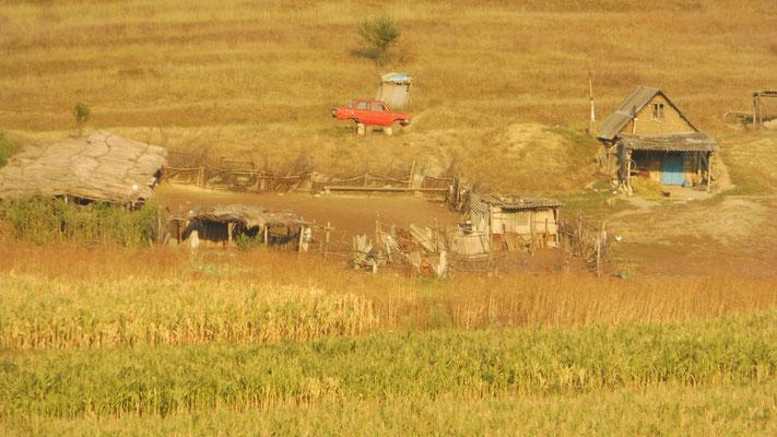 Bauernhof in Moldawien